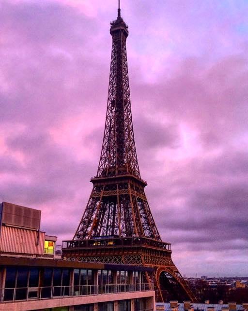 Eiffel am