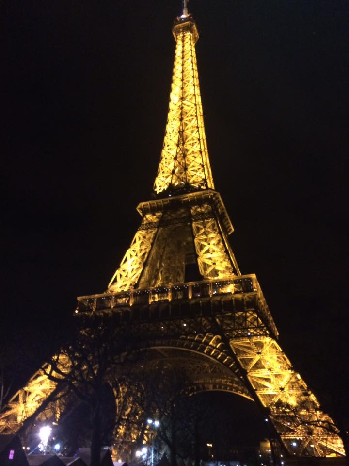 Eiffel night 2
