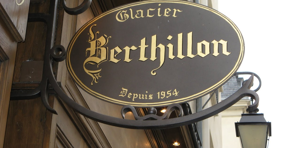 berthillion sign