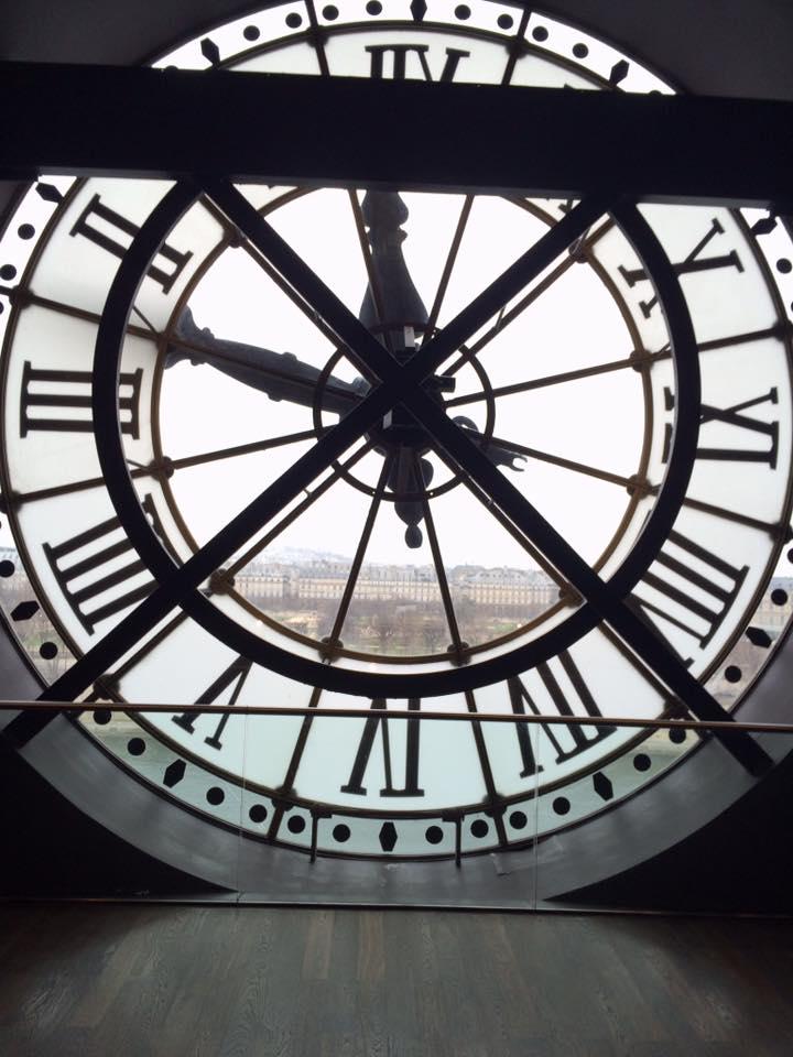 dorsay clock