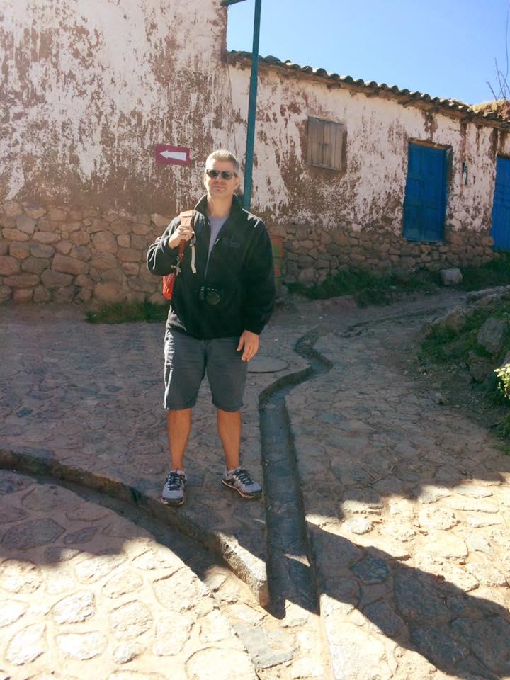 chichenro walking