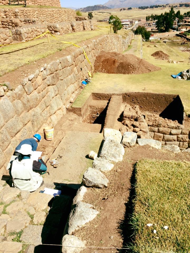 chinchero excavation