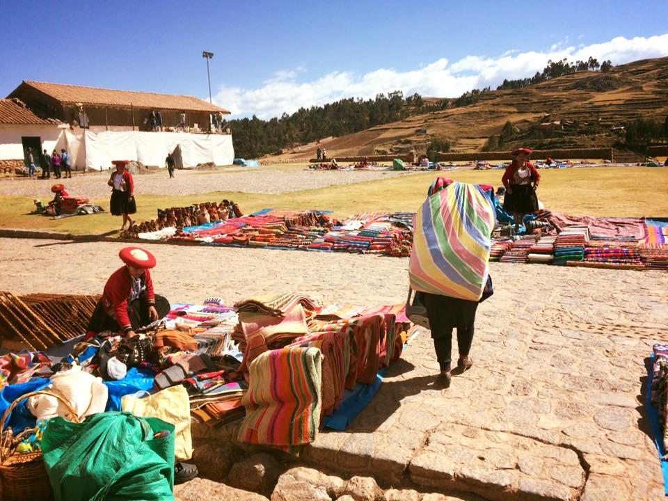 chinchero market2