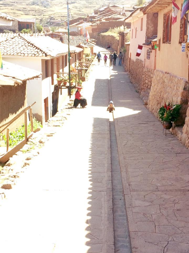 chinchero roads