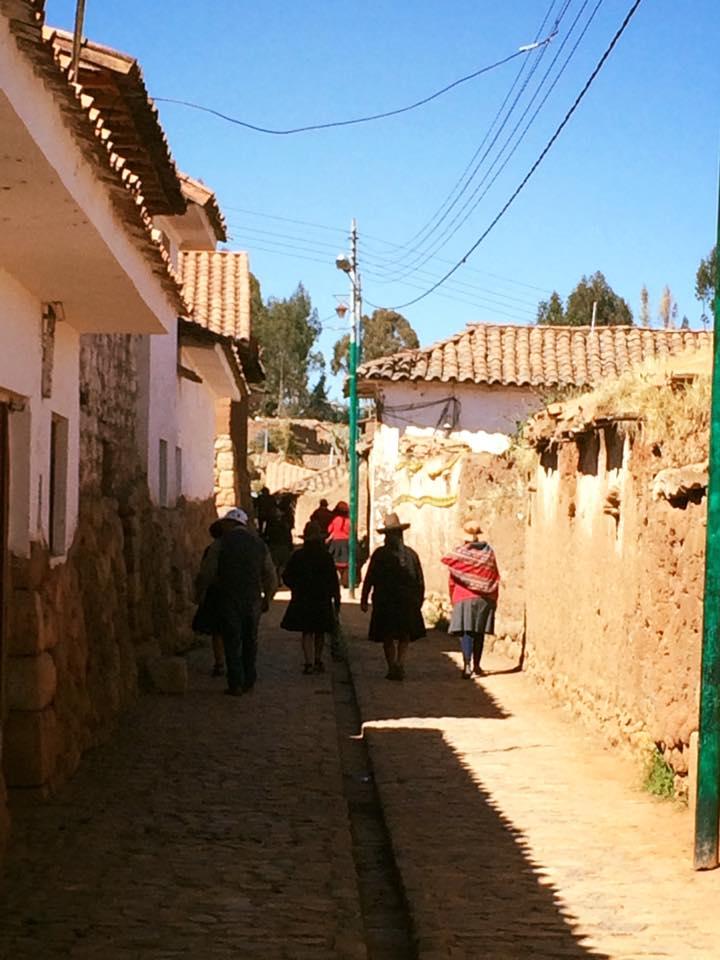 chinchero village