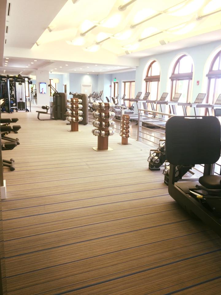breakers gym