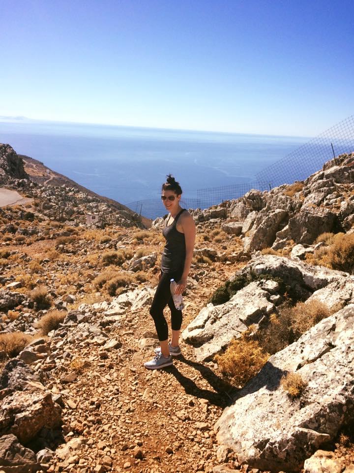 Loutro hike