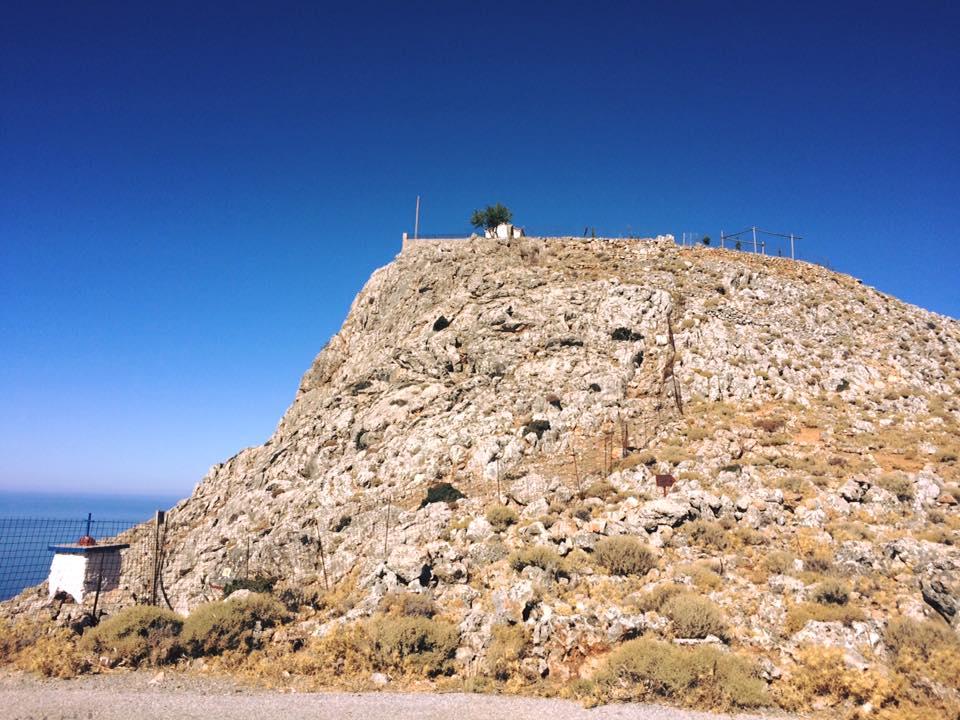Loutro hike2