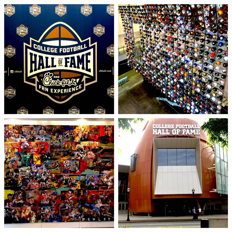 college football hall