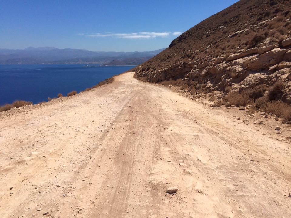 road to balos