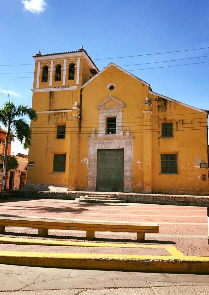 Getsemani church