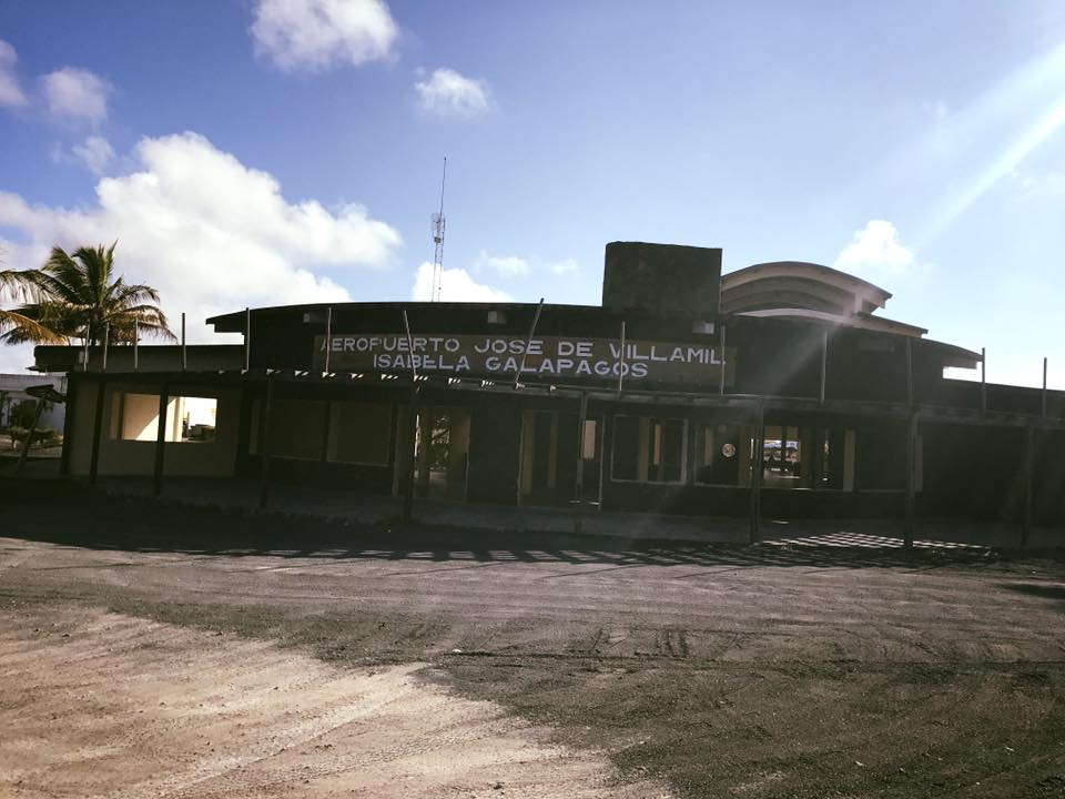 isabela airport