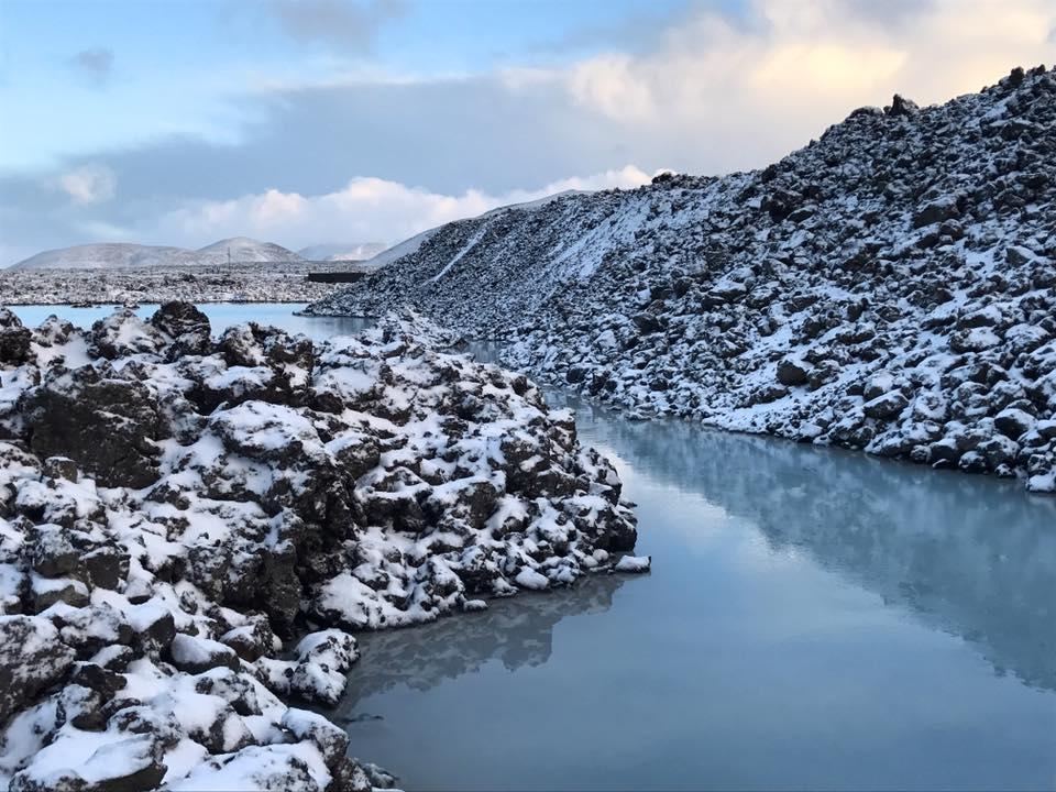 Blue Lagoon Iceland Outside 2
