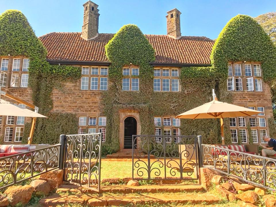 Tucked into 140 acres of indigenous forest in a quiet suburb of Nairobi Kenya stands an old colonial manor. It is a place where a herd of resident ... & WHERE TO NEXT - A Travel Blog